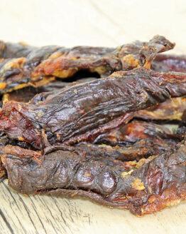 Straußen Fleisch Kauartikel